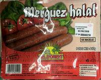 Merguez halal - Produit - fr
