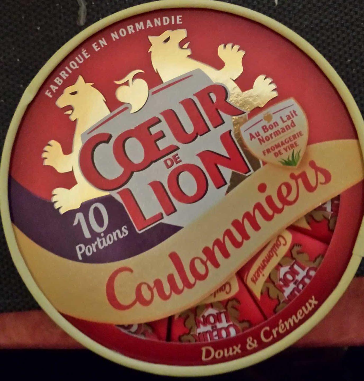 Coulommiers Portions - Produit