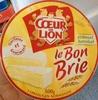 Le Bon Brie (30% MG) - Produit