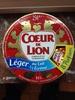 Coeur de Lion Léger au lait demi-écrémé - Produit