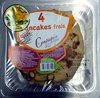 Pancakes frais (x 4) - Produit