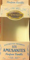 Les Amusantes parfum Vanille - Produit - fr