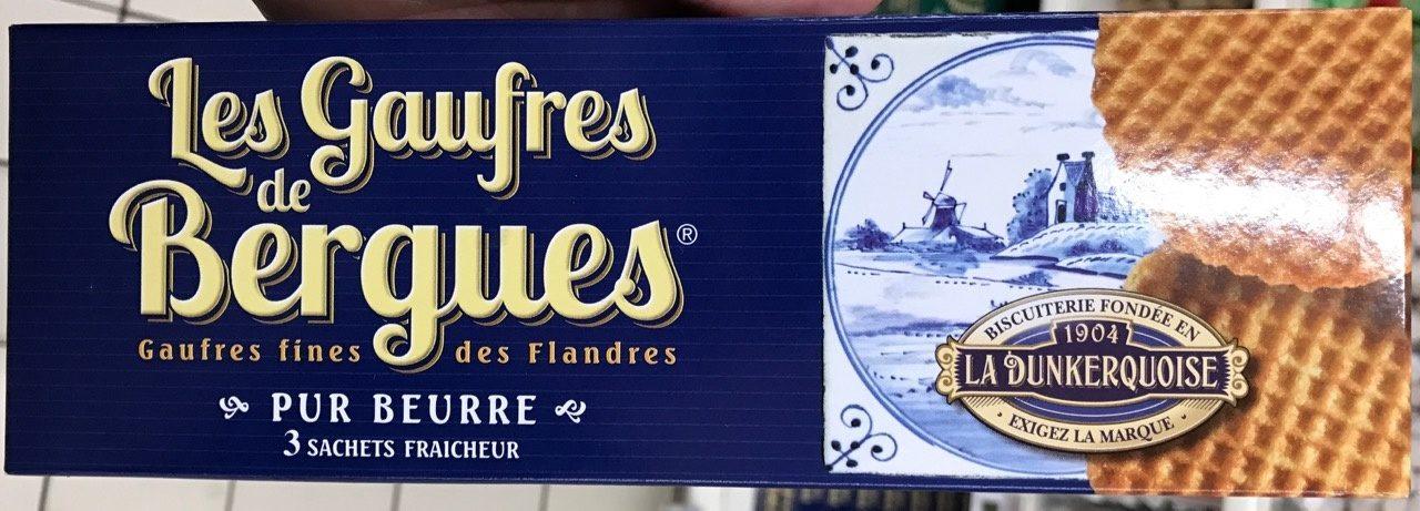 Les Gaufres de Bergues - Product - fr