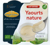 Yaourts nature - Product