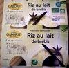 Riz au Lait de Brebis - Produit
