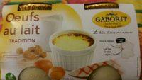 Oeufs Au Lait - Product - fr