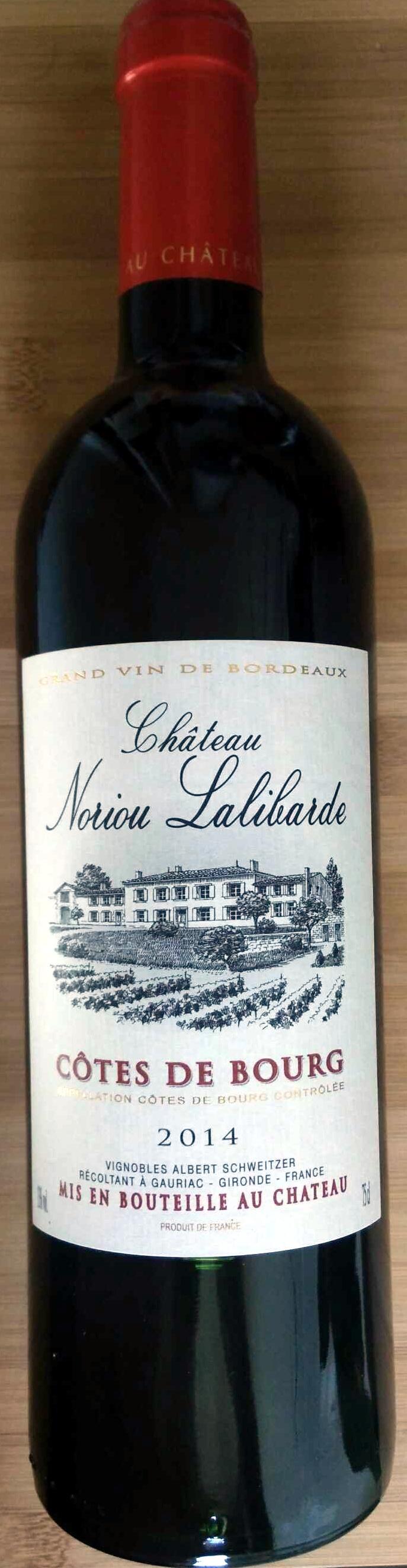 Côtes de Bourg - Product - fr