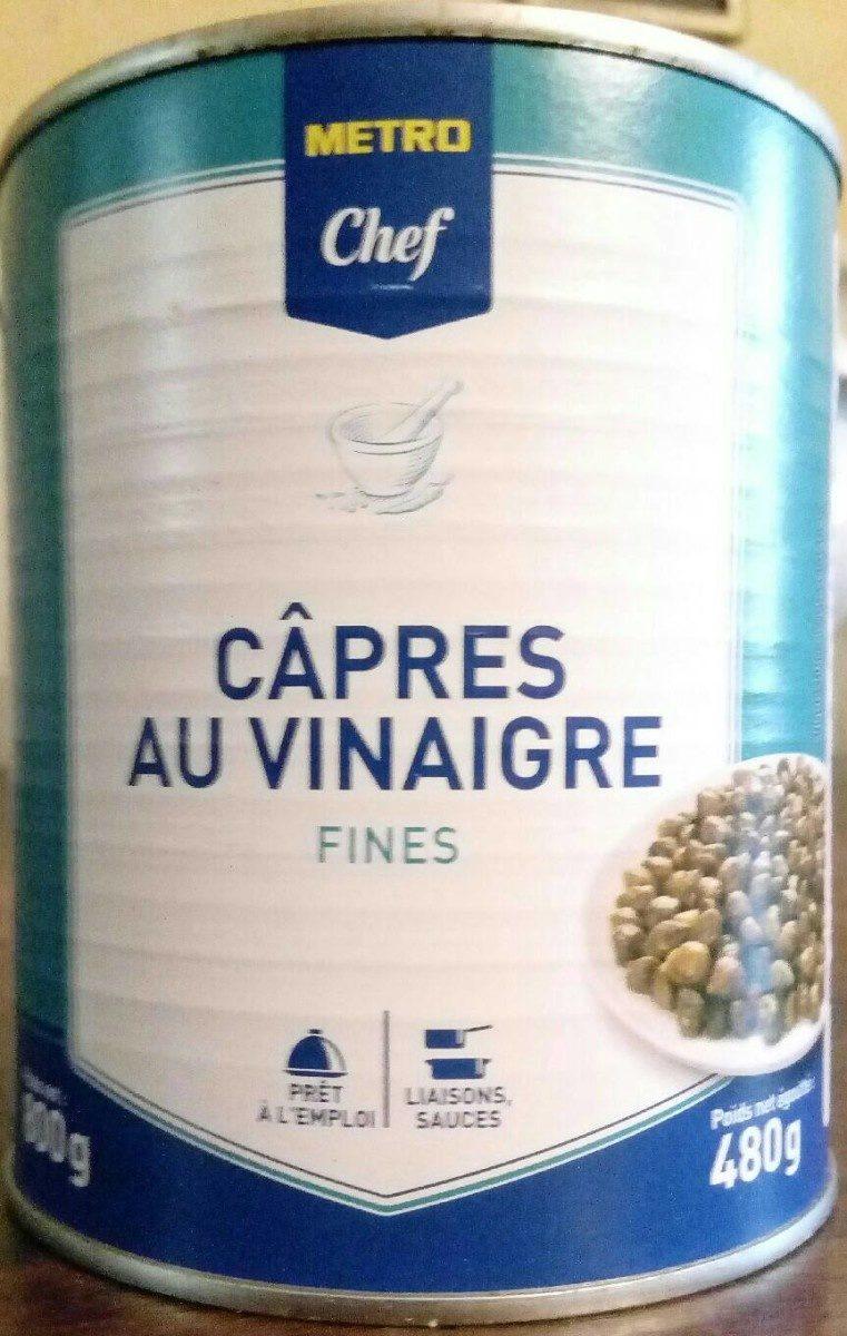 Câpres au Vinaigre - Produit - fr