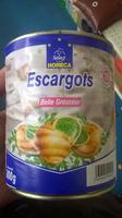 Escargots belle grosseur - Produit