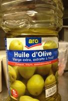 Huile d'olive vierge extra, extraite à froid - Produit - fr