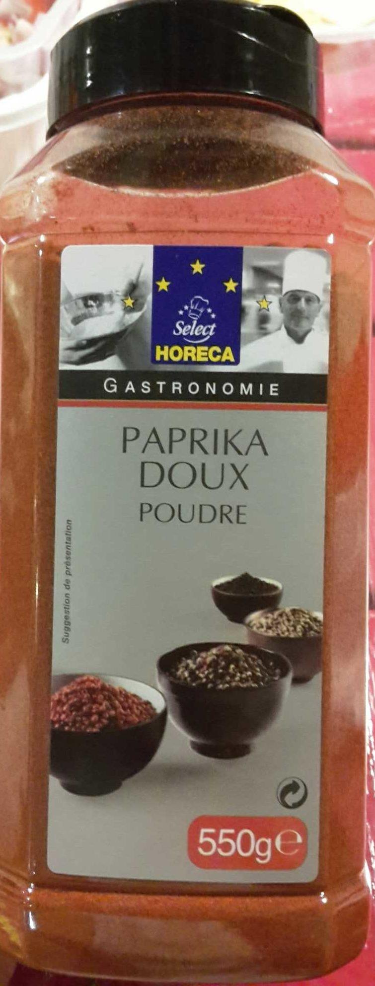 Paprika Doux Poudre - Product - fr