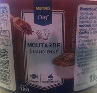 Moutarde À L'Ancienne - Product