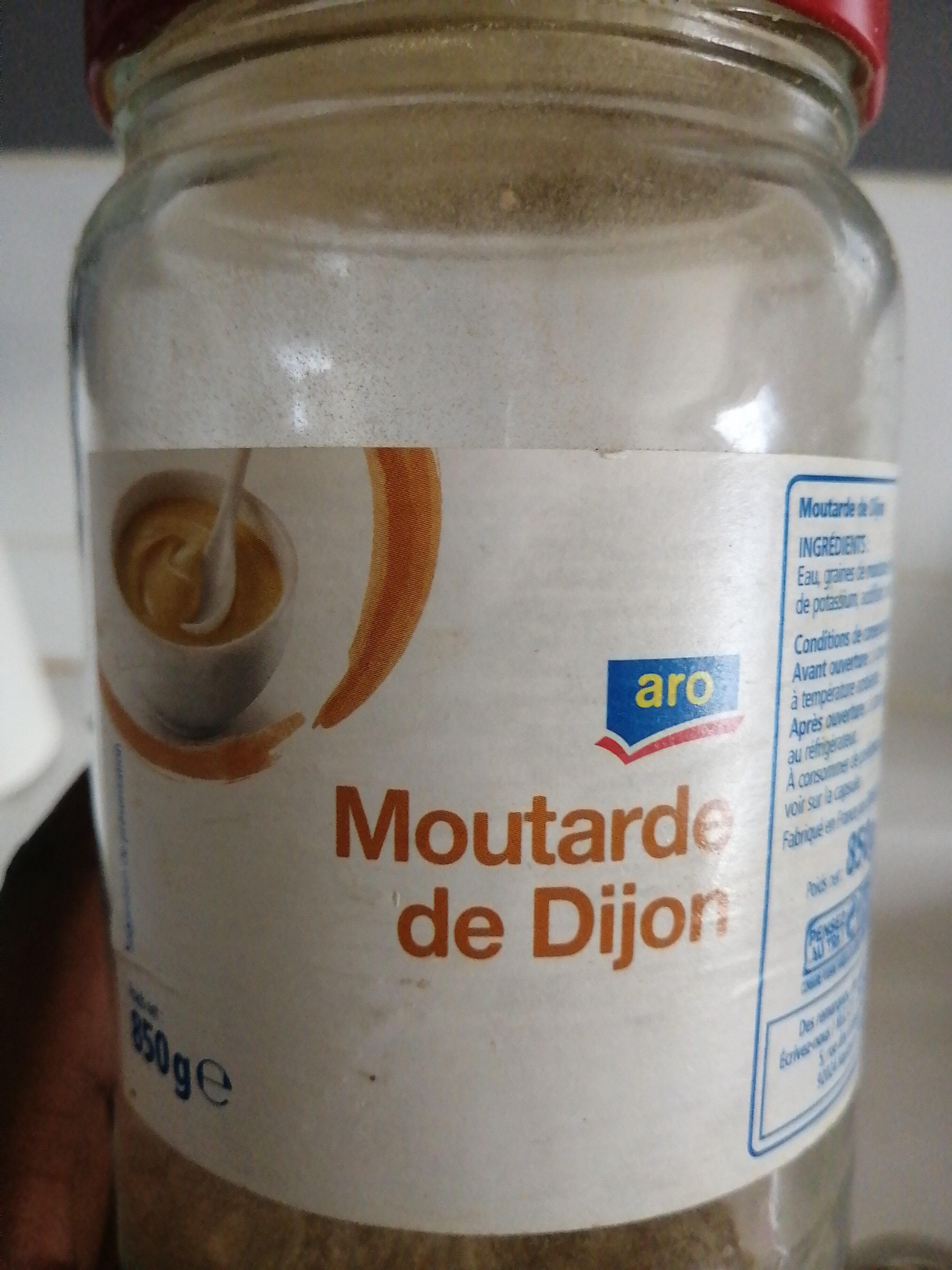 Moutarde De Dijon 850 g - Produit - fr