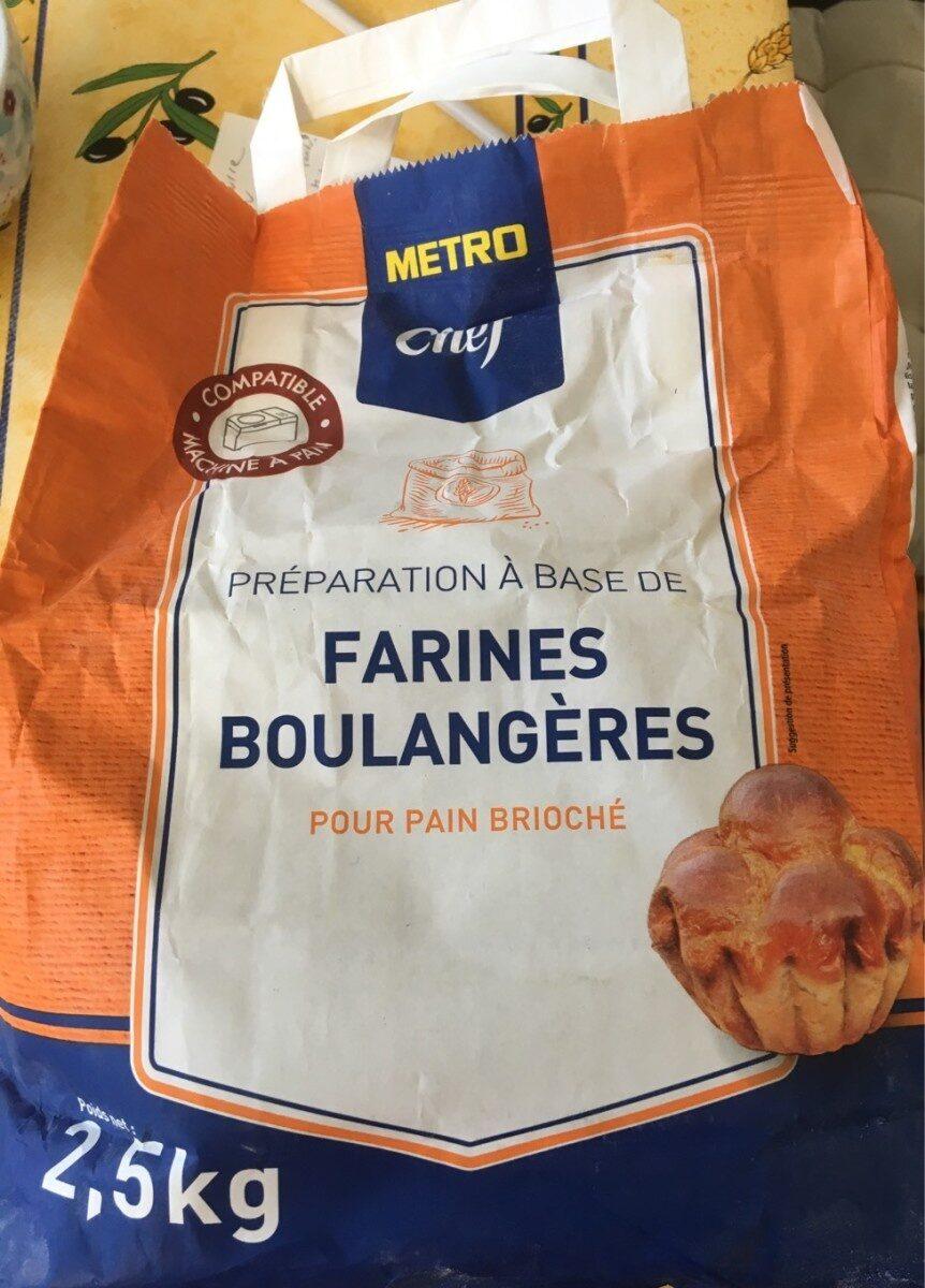 Farine boulangère - Product - fr