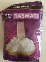 Riz Basmati - Product - fr