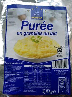Purée - Product