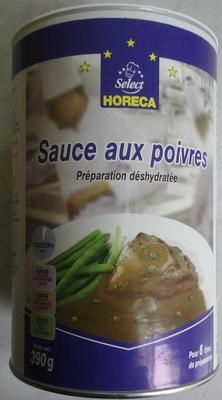Sauce aux poivres - Product
