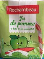 Jus De Pomme - Product
