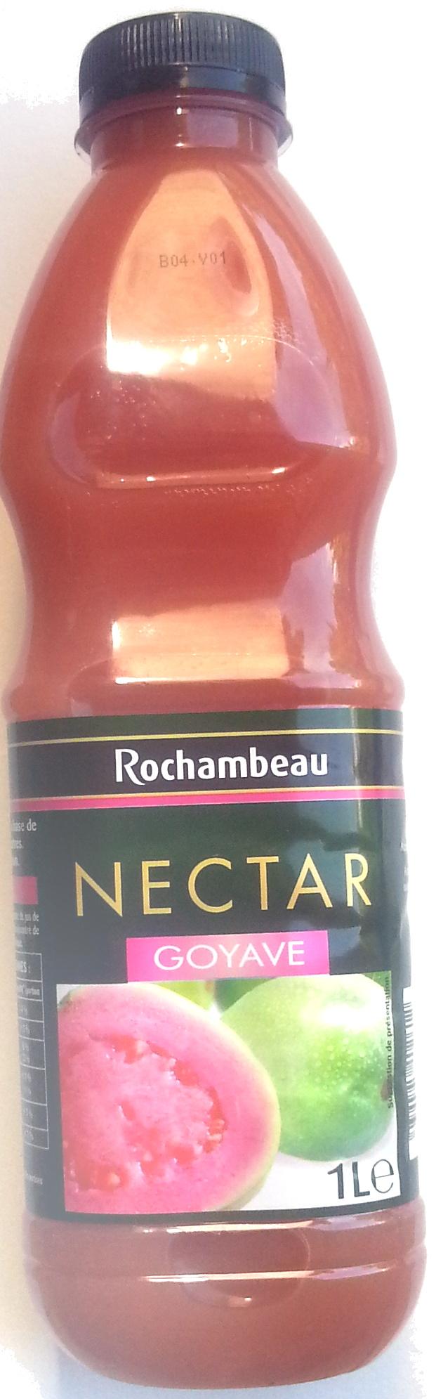 Nectar Goyave - Produit - fr