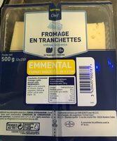 Fromage en tranchettes spécial sandwich - Product