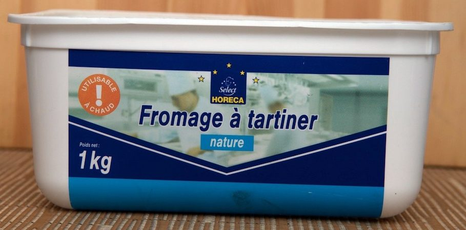 Fromage à Tartiner Nature - Produit - fr