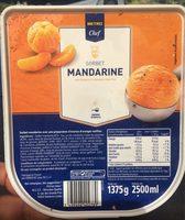 Sorbet Mandarine - Product