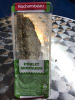 Sandwich Poulet Moutarde - Product - fr