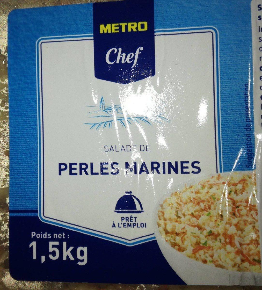 Salade de Perles Marines - Produit - fr