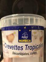 Crevettes Tropicales - Produit - fr