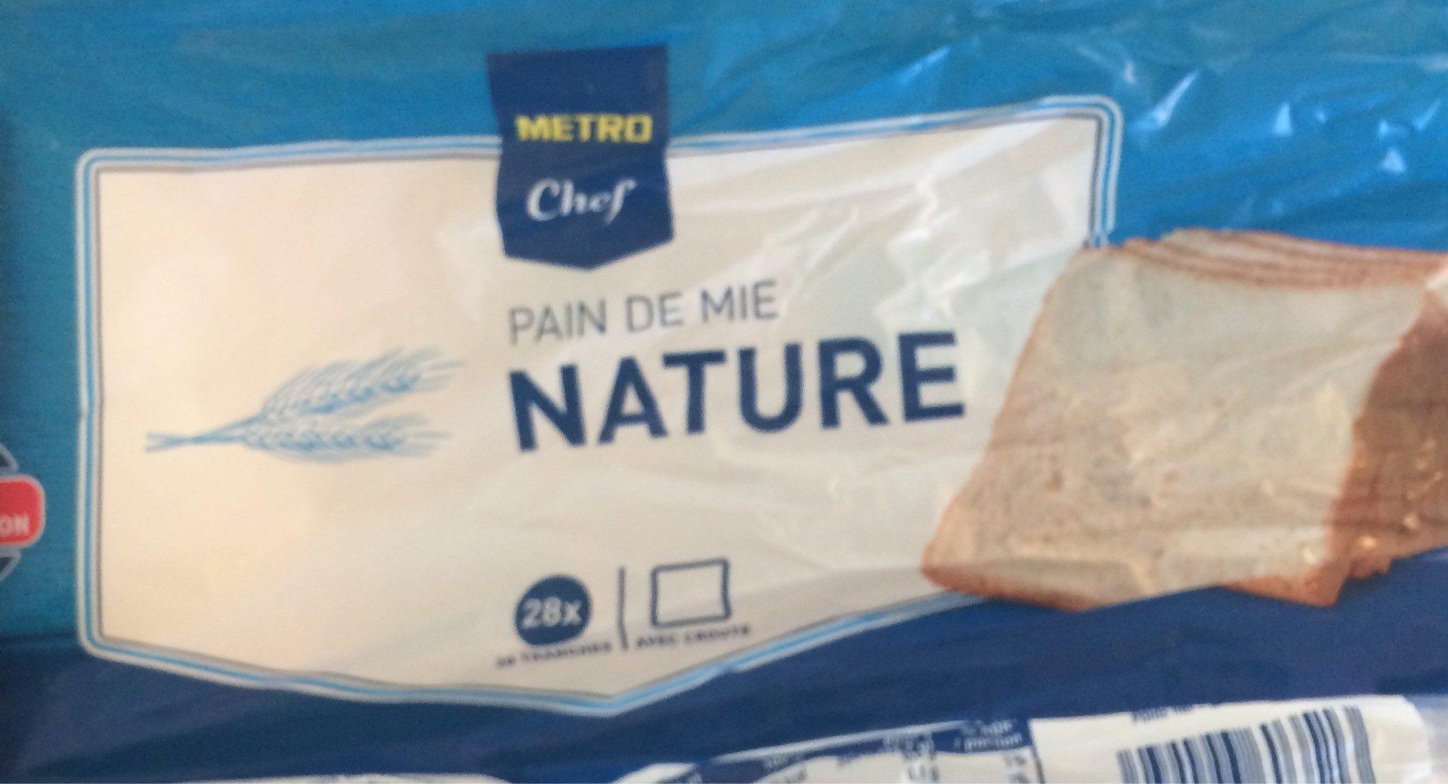 Pain de mie - Prodotto - fr