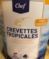 Crevettes tropicales - Prodotto - fr