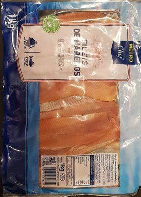 Filets de harengs doux - Product - fr