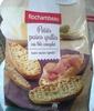 Petits pains grillés au blé complet - Produit