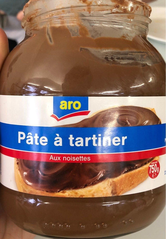 Pate a tartiner - Produit - fr