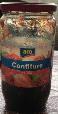 Confiture de fraise - Produit