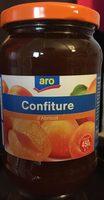 Confiture abricots - Produit - fr