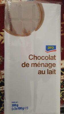 Chocolat de ménage au lait - Produit - fr