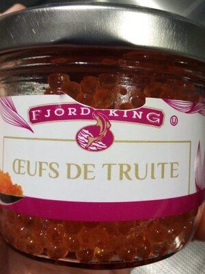 Œufs de truite - Product - fr