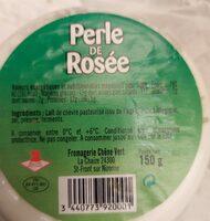 Perle de rosée - Informations nutritionnelles - fr