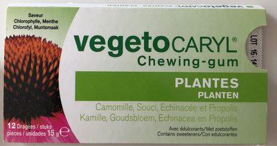 Chewing Gum Plantes - Produit