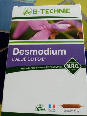 Desmodium L'aillié du foie - Produit - fr