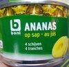 Ananas au jus - Product