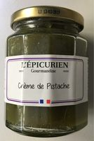 Crème de pistache - Product - fr