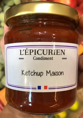 Ketchup maison - Product