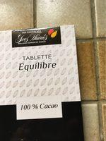 100% cacao - Produit - fr