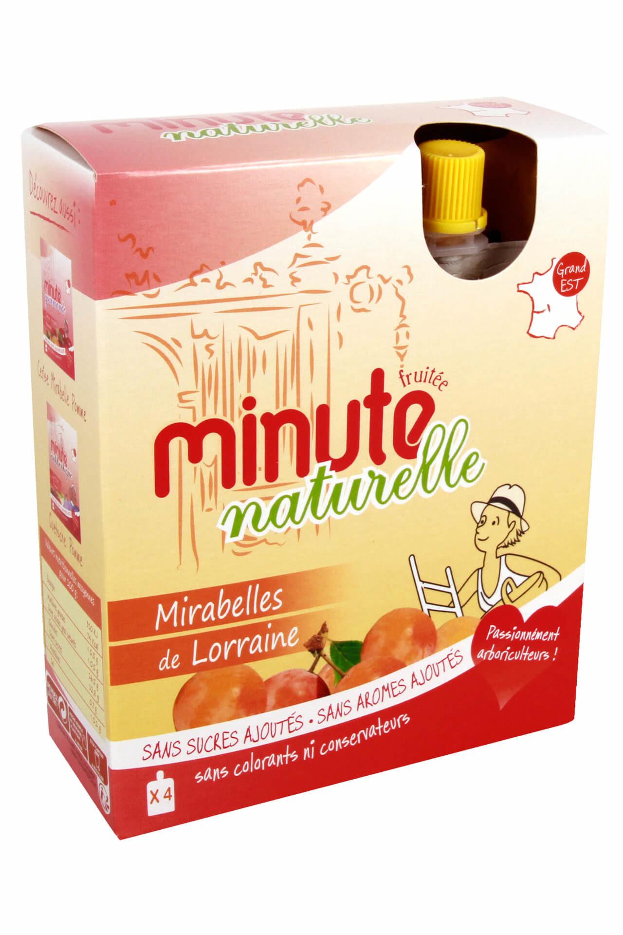 Compote Mirabelles de Lorraine - Produit - fr