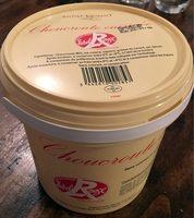 Choucroute Cuisinée - Produit