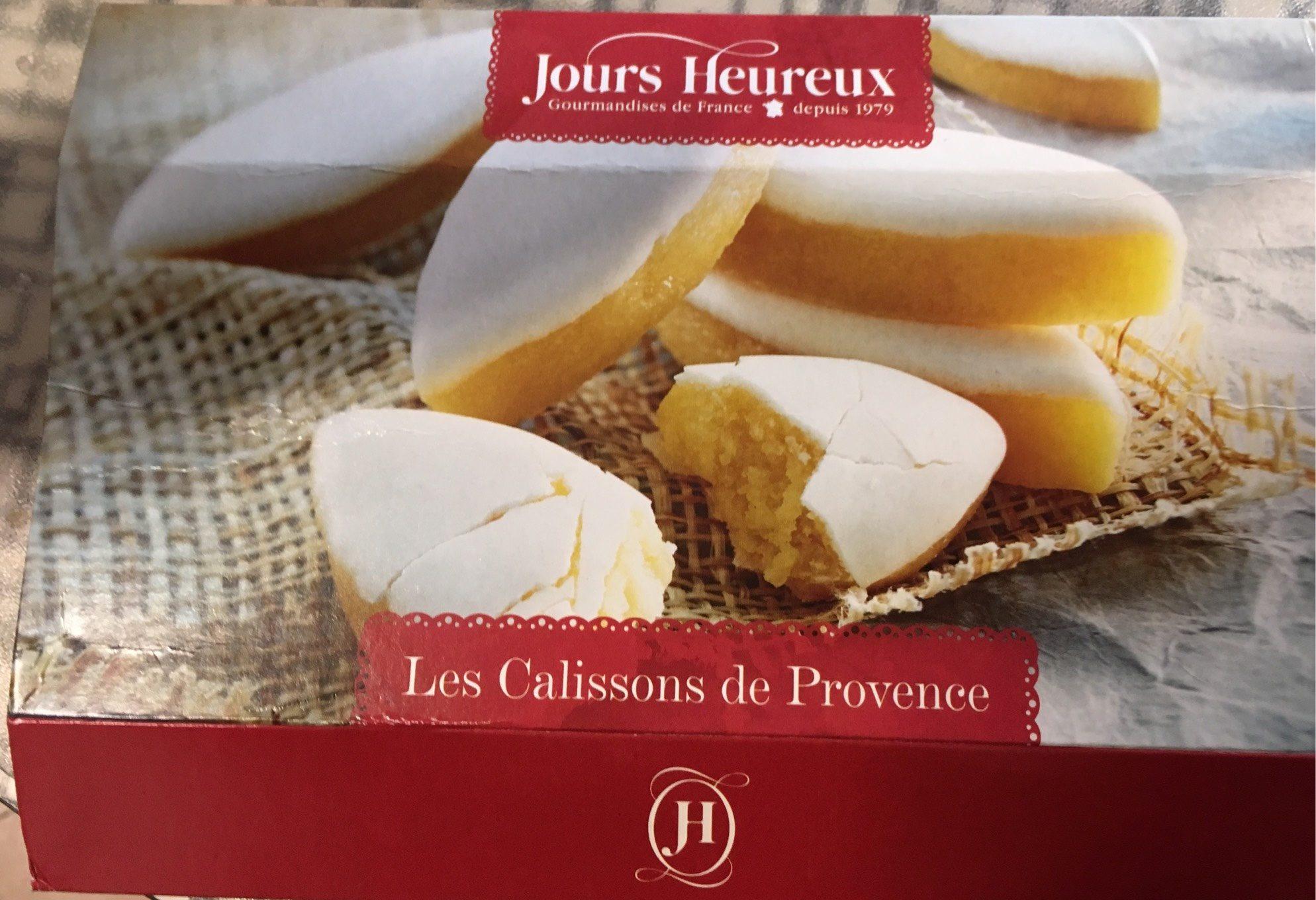 Les calissons de Provence - Product