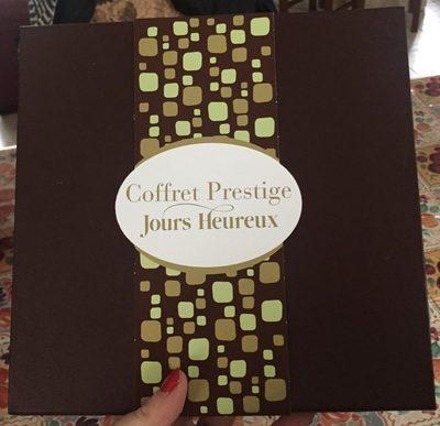 Coffret prestige - Product