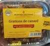 Grattons de canard - Product